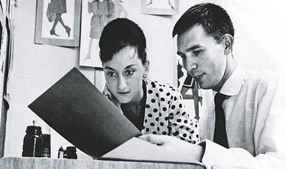 Вячеслав Зайцев с женой Мариной