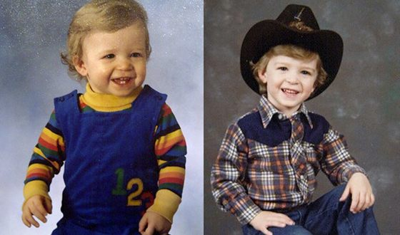 Джастин Тимберлейк в детстве