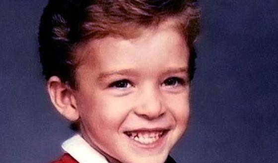 Джастин Тимберлейк рос счастливым мальчиком
