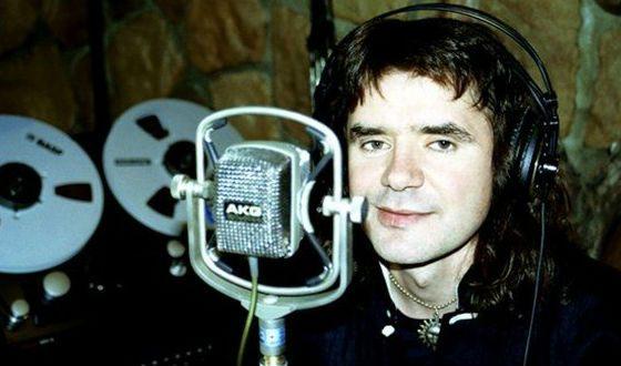 Звезда 90-х, певец Евгений Осин