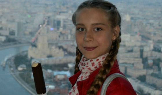 Настя, внебрачная дочь Евгения Осина