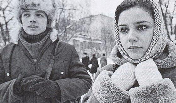 Марина Зудина в фильме «Валентин и Валентина»