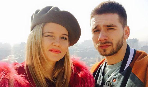 Егор Калейников и Мария Ивакова