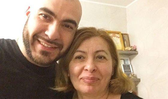 Вахтанг Каландадзе и его мама