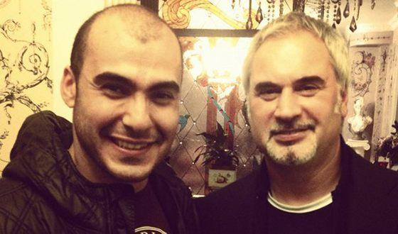 Вахтанг Каландадзе и Валерий Меладзе