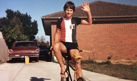 Эрик Бана родился в Мельбурне, в небогатой семье двух эмигрантов