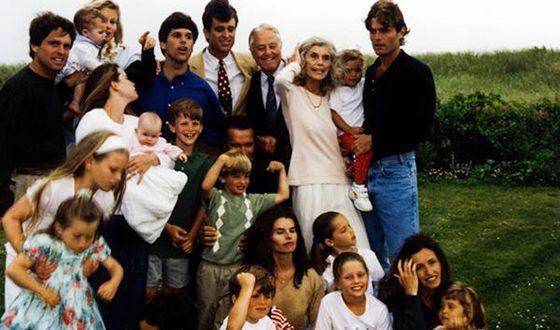 Большая семья Патрика Шварценеггера