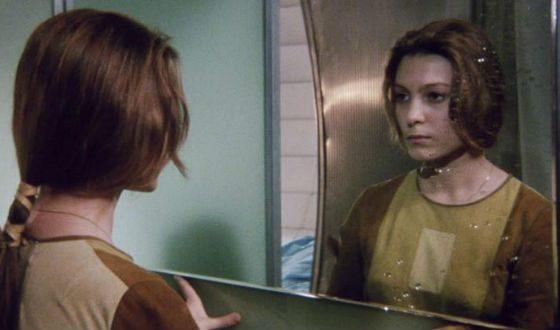 Кадр из фильма «Солярис»