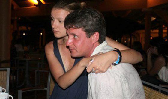 Александр Макогон с женой Александрой Михеевой