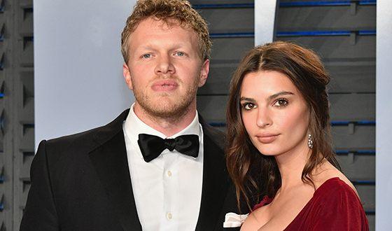 Эмили и ее муж Себастиан Биар-МакКлард