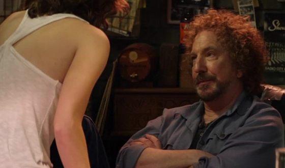 В 2013 году Алан Рикман порадовал поклонников своим участием в картине «Клуб «CBGB»