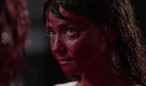 Джессика Барден в хоррор-сериале «Страшные сказки»