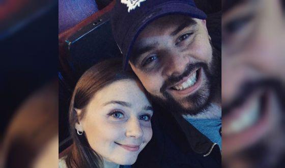 Джессика Барден и ее парень