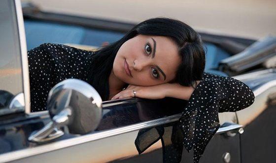 Камила Мендес – американская актриса бразильского происхождения