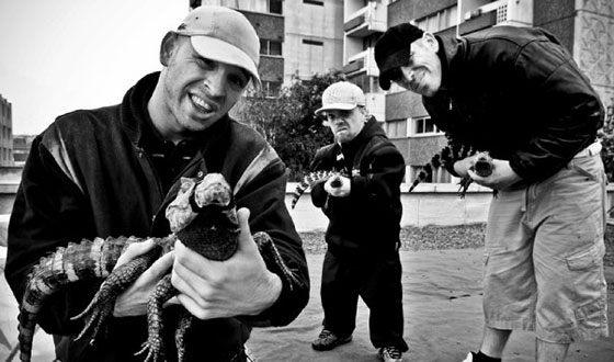 Франк Гастамбид на съемках «KaïraShopping»