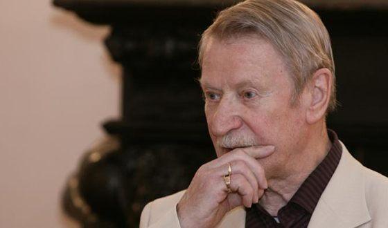 Народный артист РФ Иван Краско продолжает сниматься и играть в театре