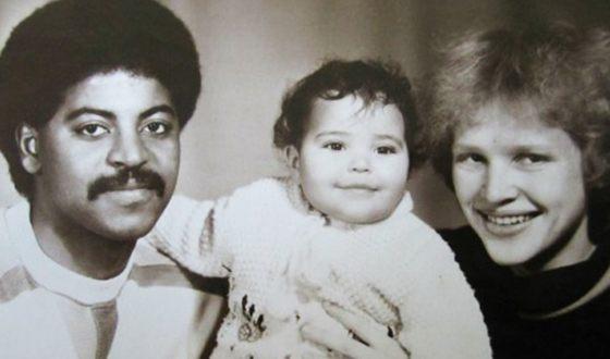 Родители и сестра Сюзанны