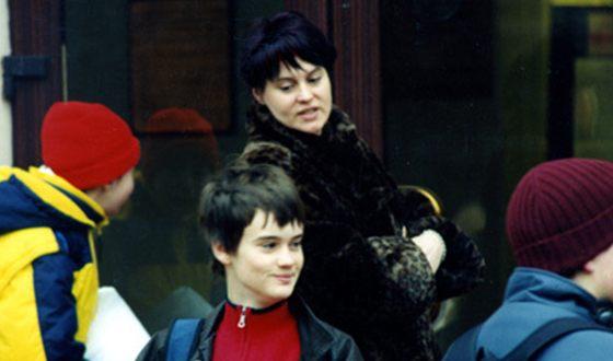 Супругу и маленького сына актер оставил ради Ирины Гуненковой