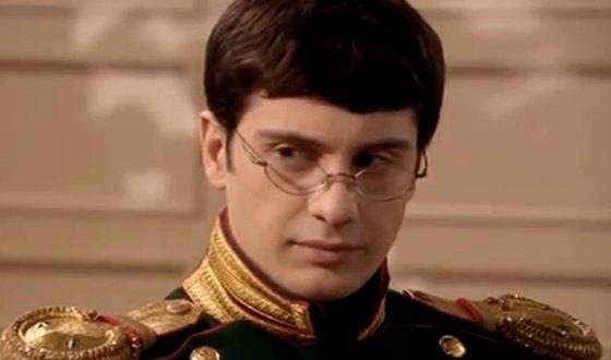 Антон Макарский в сериале «Бедная Настя»