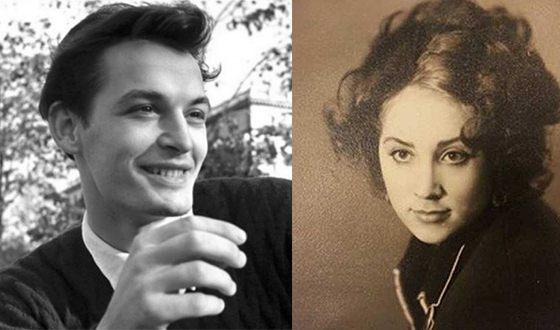 Василий Лановой и его вторая жена Тамара Зяблова