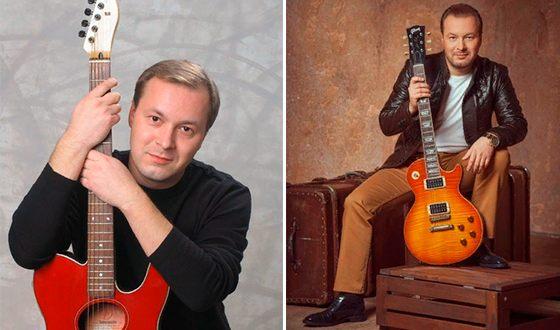 Виктор Петлюра – исполнитель в стиле шансон, автор песен, музыкант