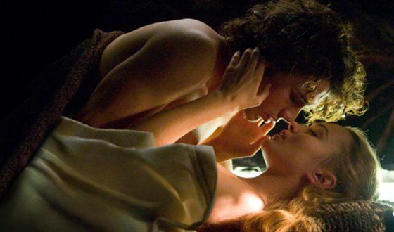 Джеймс Франко и София Майлс в картине «Тристан и Изольда»
