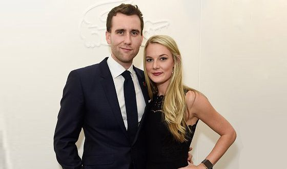 МэттьюЛьюис и его жена АнджелаДжонс