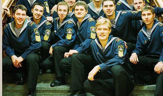 В юности Кирилл Зайцев был курсантом морского училища