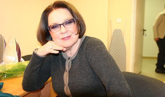 На фото: Лариса Голубкина
