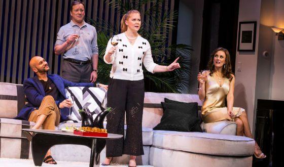 «Метеоритный душ» – дебют Эми Шумер на Бродвее