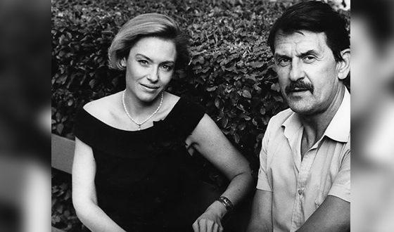 Ирина Понаровская и третий супруг Дмитрий Пушкарь