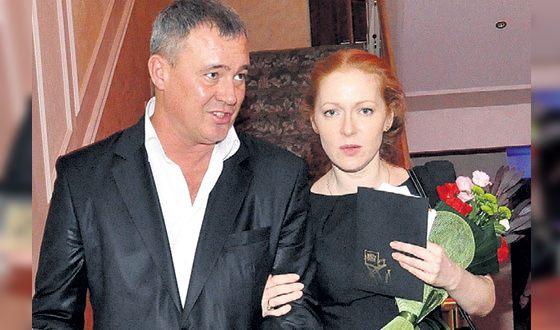 Наталья Рогожкина и Геннадий Русин
