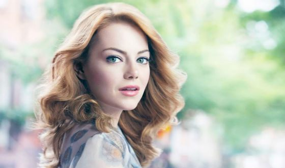 Актриса Эмма Стоун