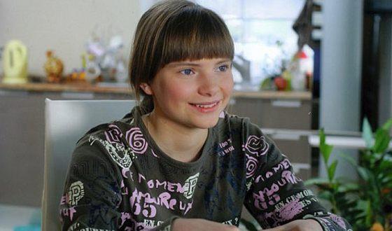 Мария Баева в фильме «Возьми меня с собой»