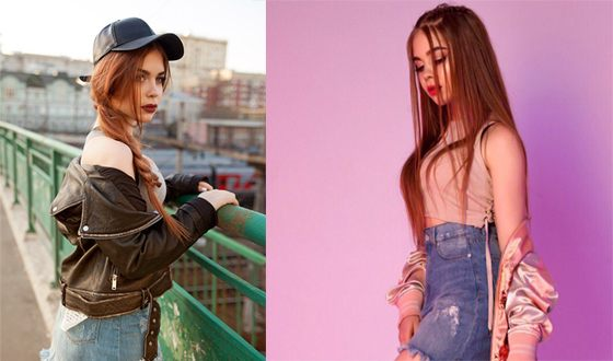 Марианна Газманова хочет стать моделью