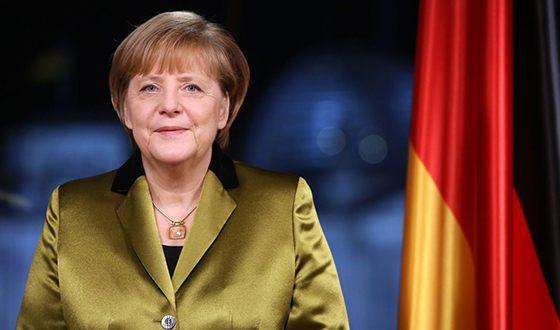 На фото: Ангела Меркель (Angela Merkel)