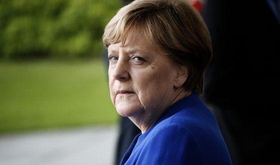 «Европейская железная леди» Ангела Меркель