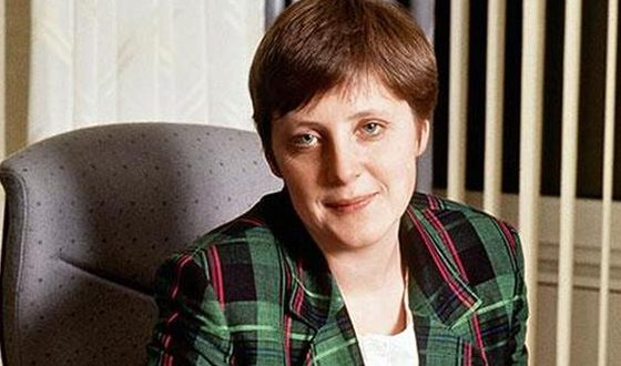 Ангела Меркель стала членом Христианско-демократического союза (ХДС)