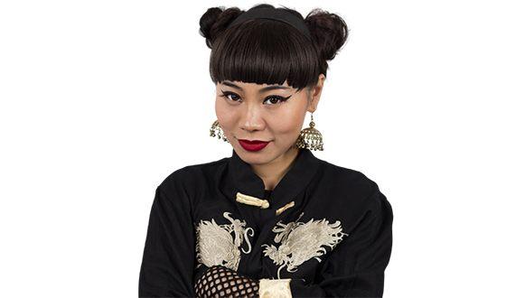 Певица и актриса Ян Гэ