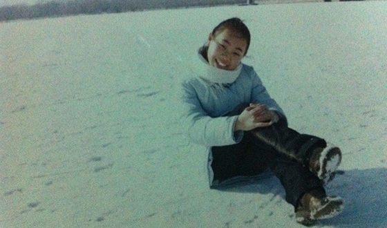 Ян Гэ родилась и выросла в Пекине