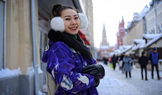 Ян Гэ после школы перебралась в Россию