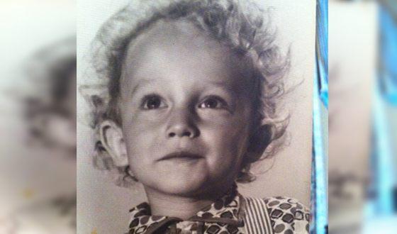 Дмитрий Фрид в детстве