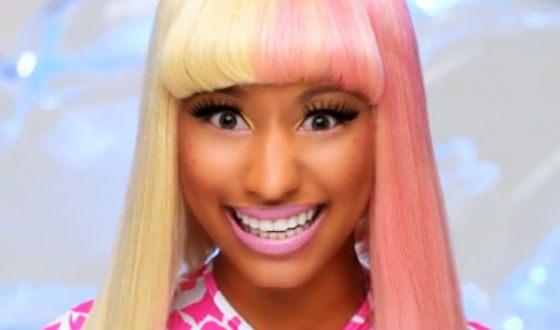 Ники обожает розовый цвет