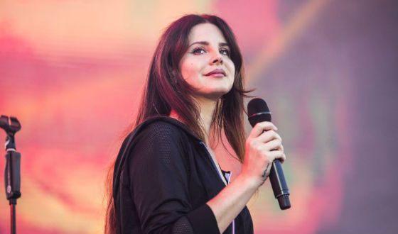 В 2018 Лана дель Рэй отправилась в мировой тур в поддержку нового альбома