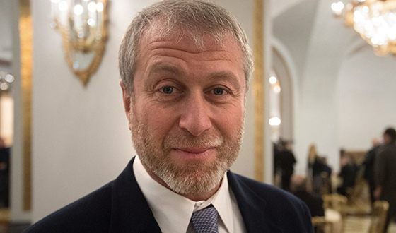 Роман Абрамович – один из самых богатых людей мира