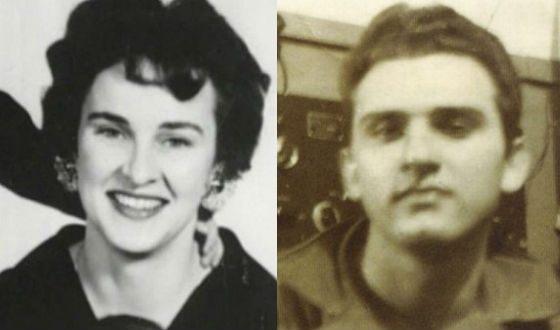 Родители Мадонны: Сильвио и Мадонна Чикконе