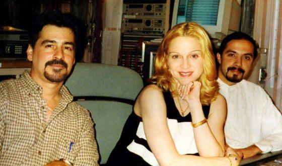 Ноябрь 1997 года: Мадонна работает над новым материалом