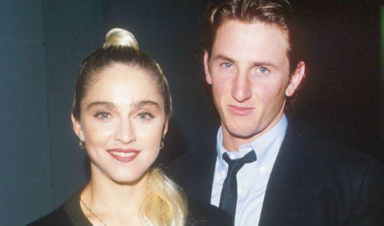 Мадонна и Шон пенн познакомились в 1985 году