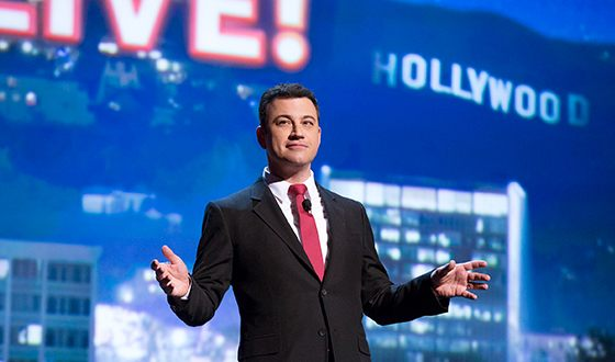 Джимми Киммел стал ведущим ток-шоу Jimmy Kimmel Live!
