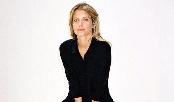 Французская актриса Мелани Лоран